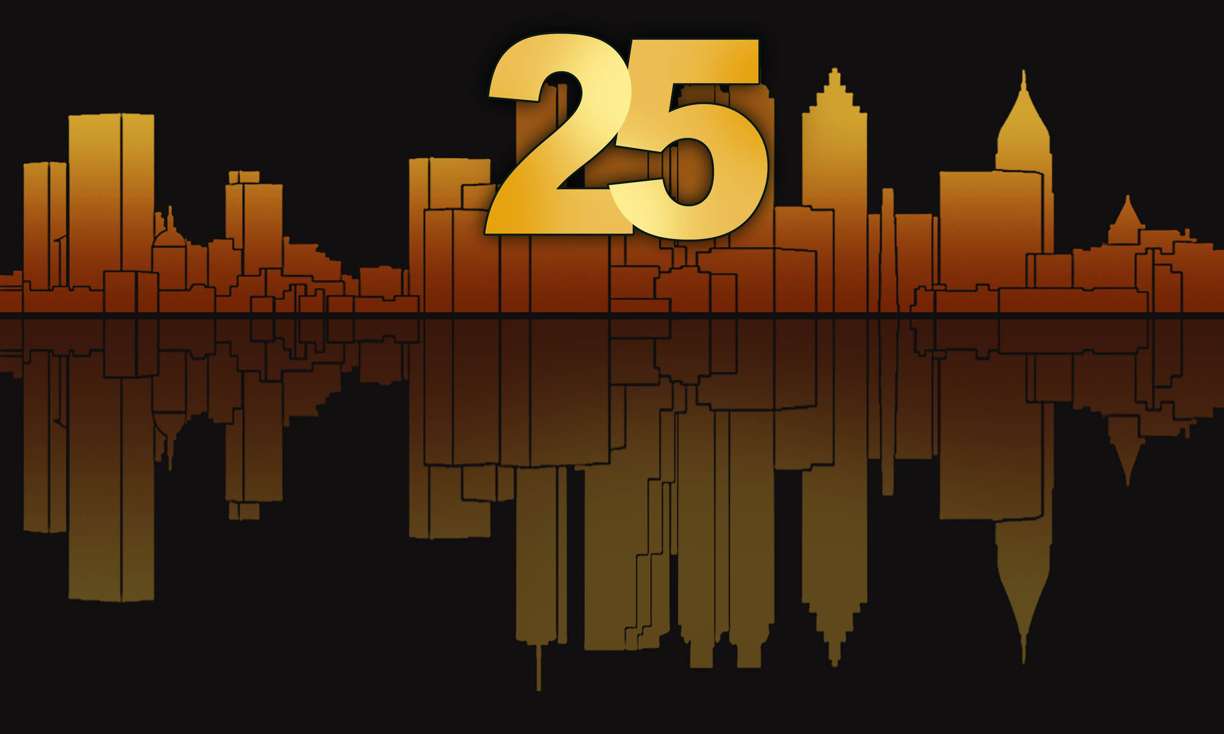 Celebrating 25 Years In Metro Atlanta